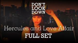 Hercules & The Love Affair -  Don't Look Down (FULL SET - UNCUT - WIDESCREEN)