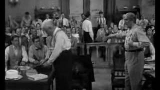 Inherit The Wind - Spencer Tracy Speech