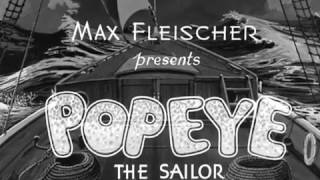 Popeye the Sailor - Can You Take It