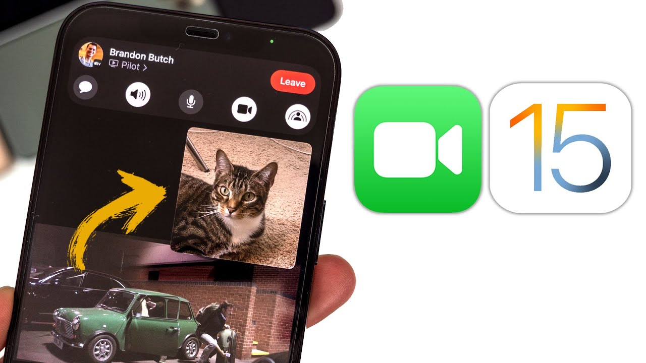 Apple's new SharePlay: How to screenshare on FaceTime with the ...