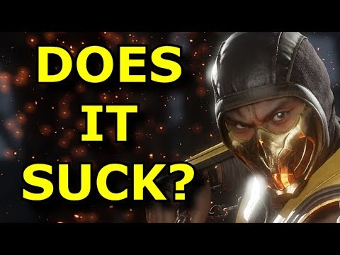Does Mortal Kombat 11 SUCK? (Ps4/Xbox One) - Beta Review
