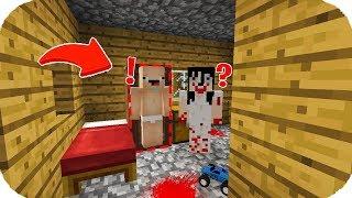 TROLL BEBEK GİZLİ KUTUNUN İÇİNDE SAKLANDI! 😱 Minecraft