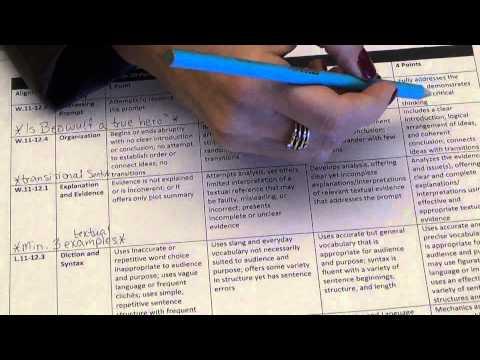 Essay tutorial