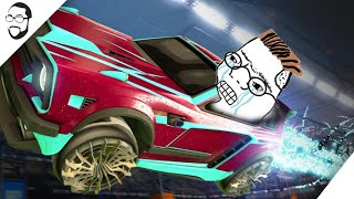 Turns Out The Rocket League Community IS Deranged