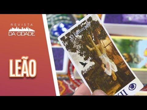 Previsão de Leão 17/06 à 23/06 - Revista da Cidade (18/06/18)