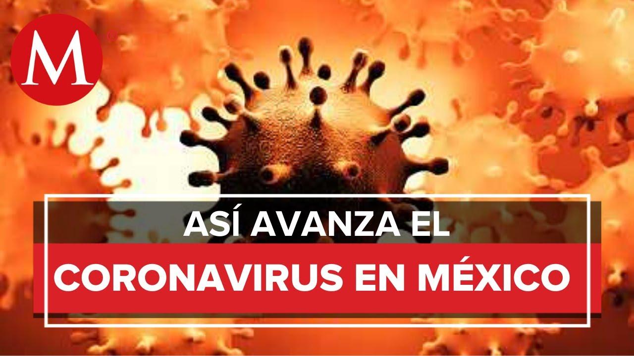 Coronavirus en México suma 5,332 muertes y 51,633 contagiados