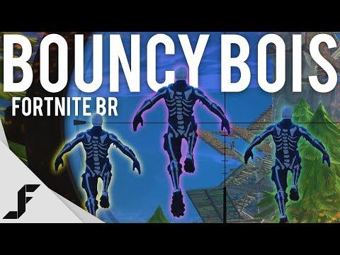 BOUNCY BOIS - Fortnite: Battle Royale