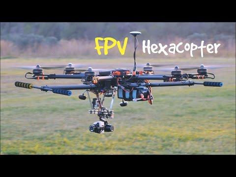 FPV Hexa Quanum 680 UC HD