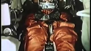 Yuri Gagarin - The first flight in the space