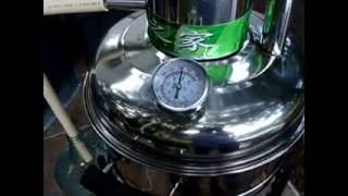Quick & easy way to make gallons of distilled water