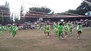 polomolok national highschool cheerdance
