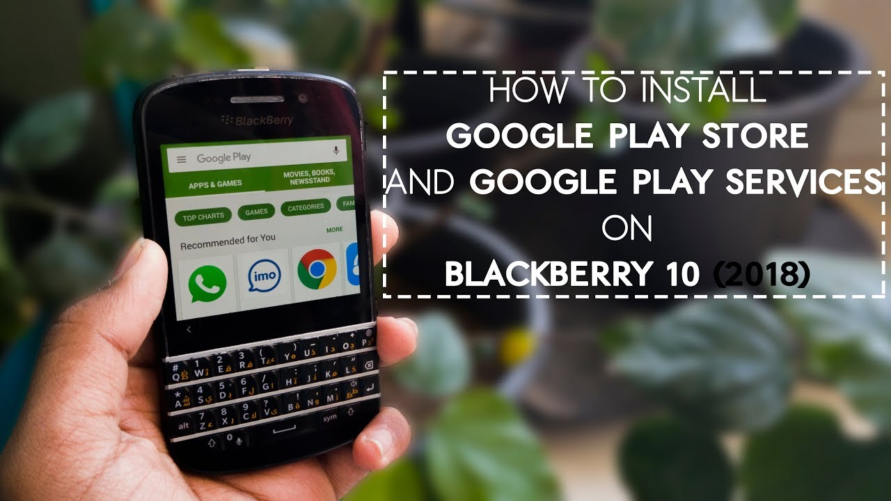 Blackberry Q10 Apps Videos - Waoweo