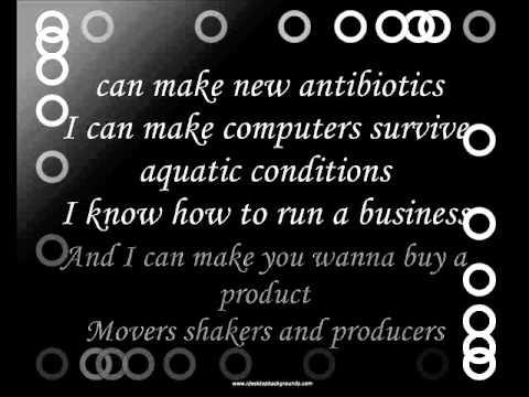 Flobots HandleBars Lyrics