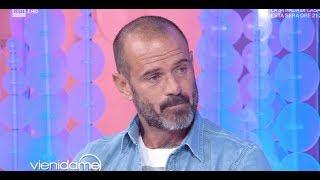 Ascanio Pacelli in lacrime a Vieni da me  L'ex gieffino parla della moglie Katia Pedrotti e scoppia