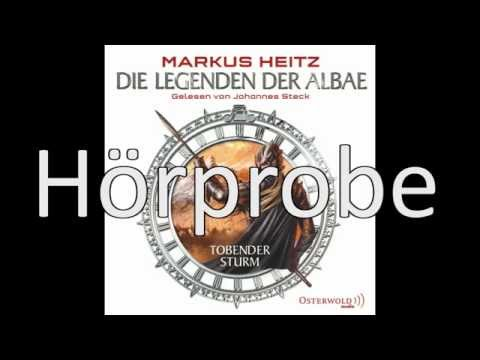 Tobender Sturm YouTube Hörbuch Trailer auf Deutsch