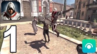 Assassin's Creed Identity - Gameplay Walkthrough Part 1 - Italy: Missions 1-3 (iOS)