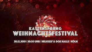 Katzensprung Weihnachtsfestival | Rey&Kjavik, Matchy, Marco Tegui & more