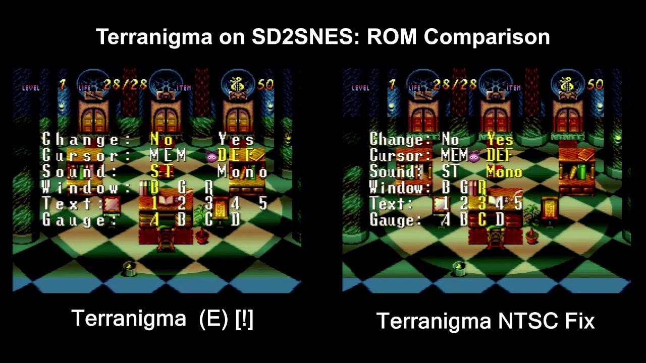 terranigma 2 rom