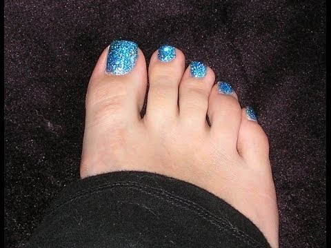How To: Rockstar Gel Toes