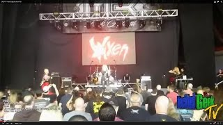 Vixen - Edge Of A Broken Heart: Live at Merriweather 2015