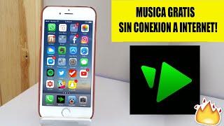 DESCARGA MUSICA COMPLETAMENTE GRATIS Y SIN INTERNET [OFFLINE] DESDE TU IPHONE-IPAD||2019||2020