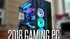 THE NEW 2018 GAMING PC - Xidax Custom PC Review