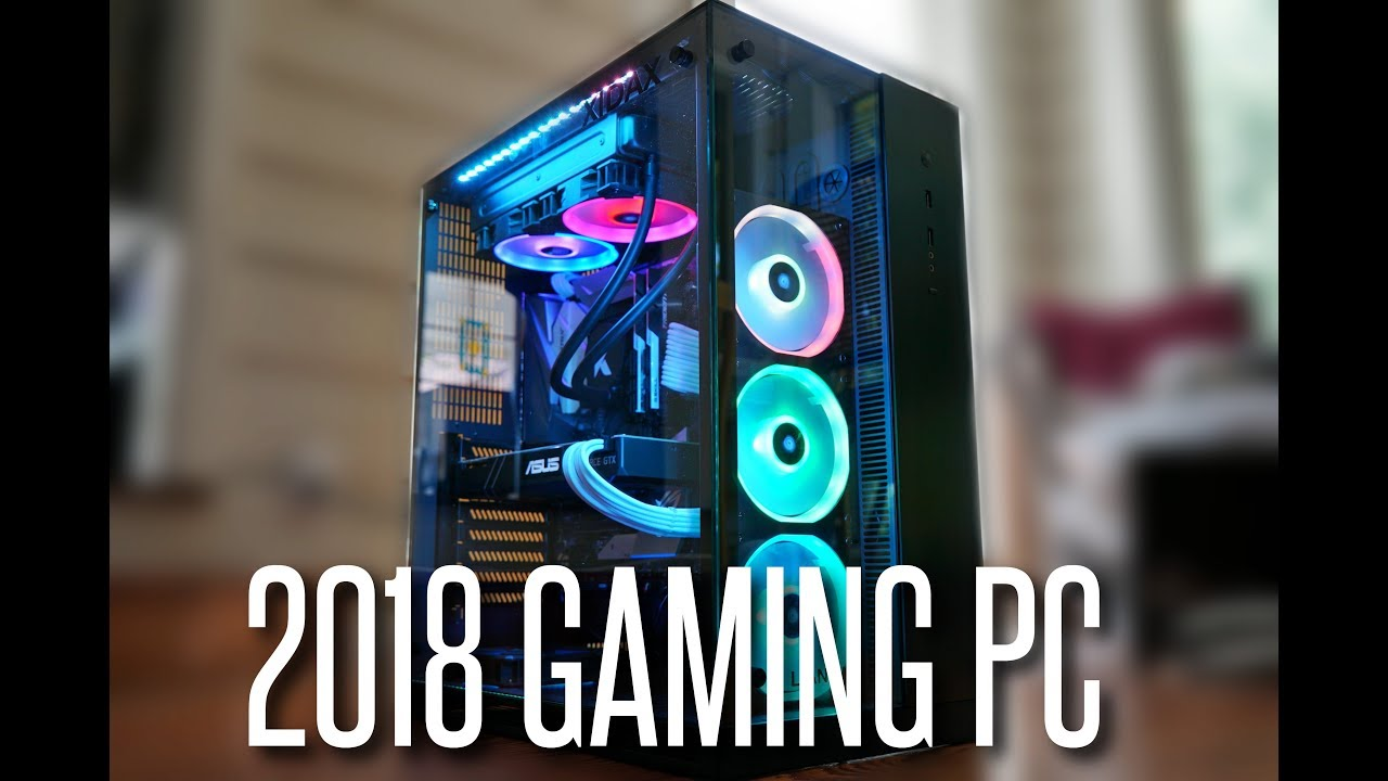 The New 2018 Gaming Pc Xidax Custom Pc Review Youtube