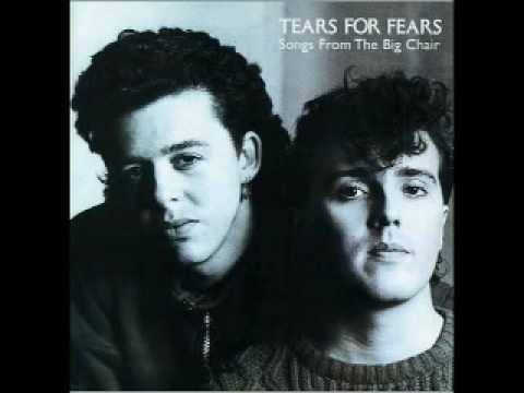 Tears for Fears- Head Over Heels and Broken