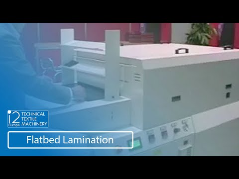 Flatbed Laminator