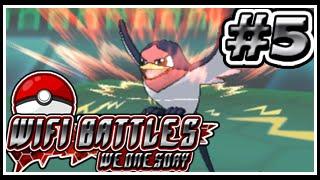 Pokemon ORAS WIFI Battle: KrimZen VS Bram (Little Cup) - WIFI Battle Wednesday #005