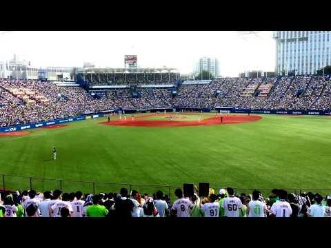 20170617 東京ヤクルト 山田哲人(前奏3コーラス)→夏祭り→東京音頭