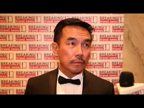 Alfred Ong, Managing Director Europe, The Ascott Limited, Citadines Apart'hotel