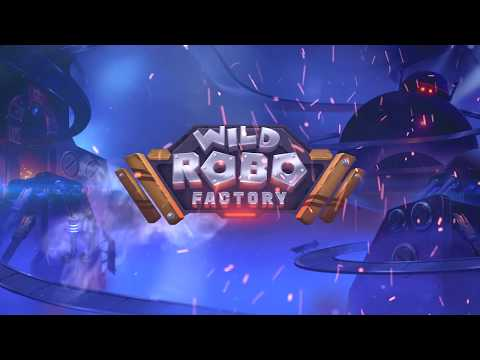 Wild Robo Factory - Gameplay