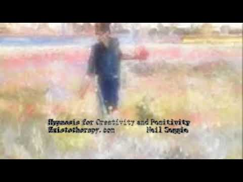Binaural hypnosis to support being positive and creative - existotherapy.com
