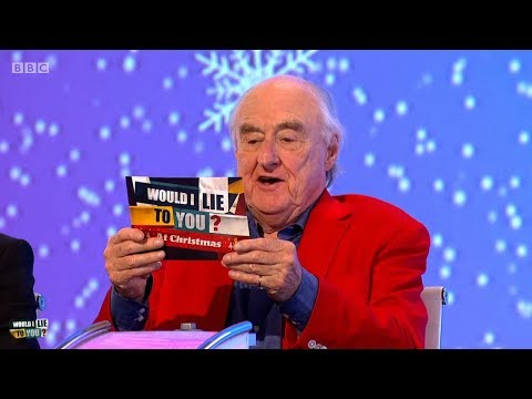 Did Henry Blofeld go on holiday with the wrong girl? - Would I Lie to You? [HD][CC]