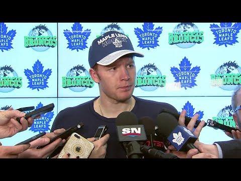 Maple Leafs Post-Game: Frederik Andersen - April 7, 2018