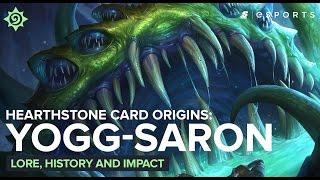 Hearthstone Card Origins: Yogg-Saron's Lore, History and Impact