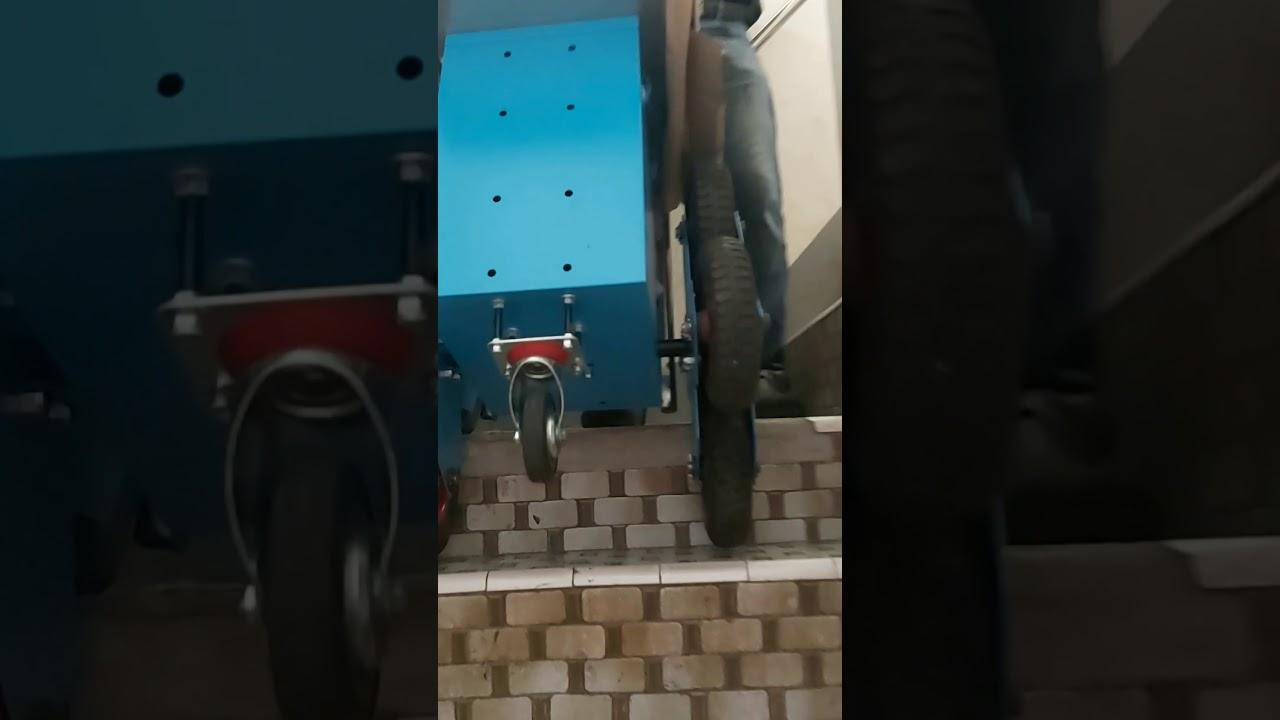 爬樓梯機,載冷氣瓦斯冰箱洗衣機爬梯機,台灣牛爬梯機