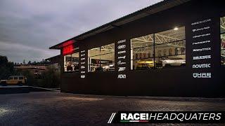 RACE! HQ - RACE!