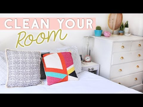 How to Tidy Your Room FAST! Clean your Room in 30 Minutes