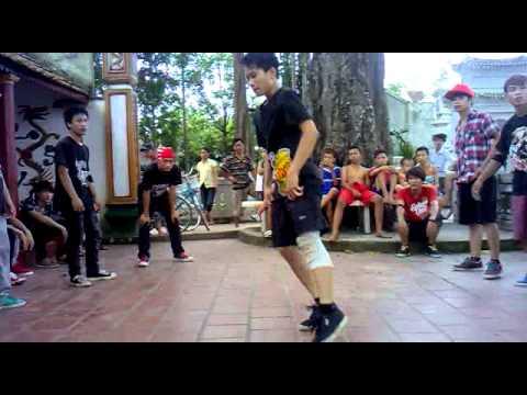 DeVil Crew ( Ứng Hòa A) vs Thanh Oai B 7/2012