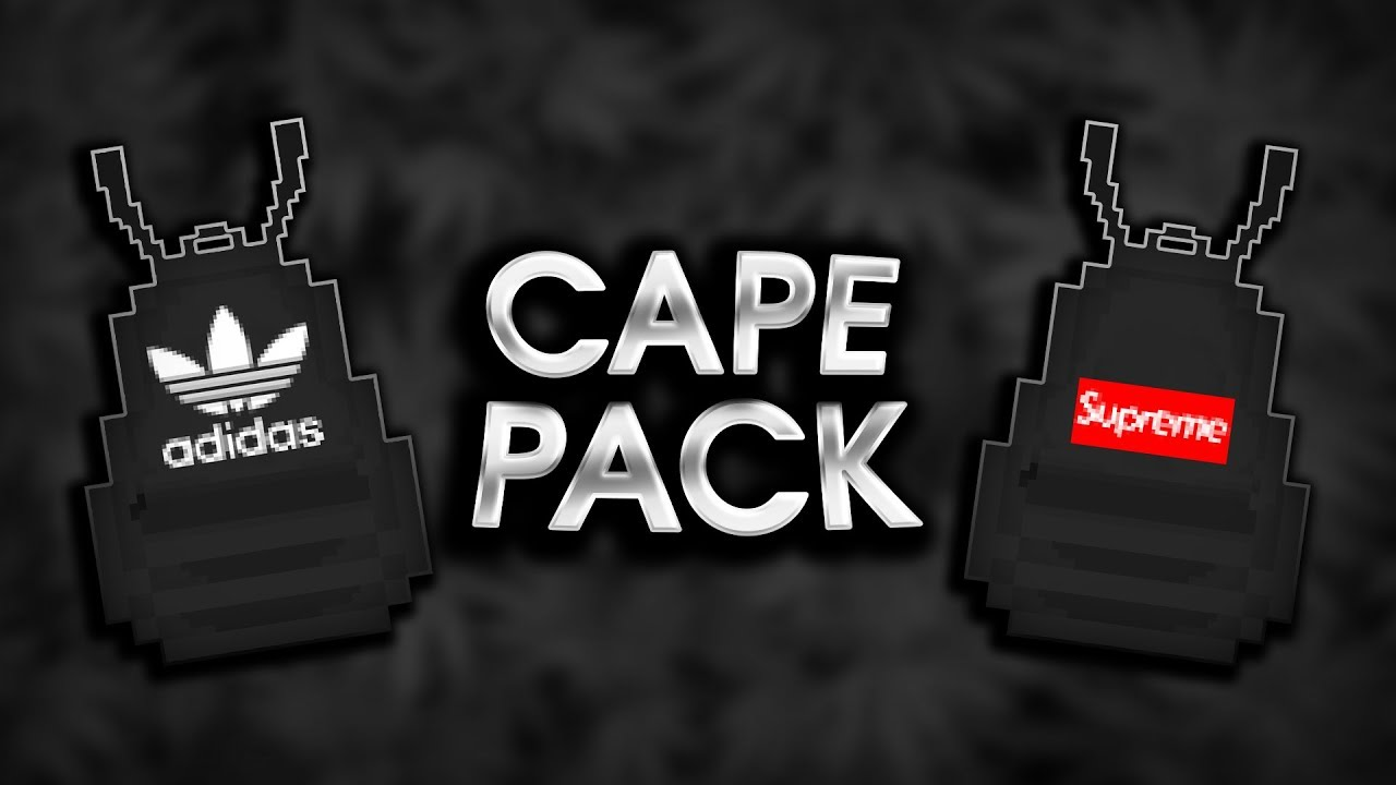 Supreme Cape Adidas Cape LabyMod Cape Pack YouTube - Gomme skin fur minecraft pe