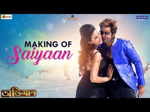 SAIYAAN - The Making | ABHIMAAN | JEET |...