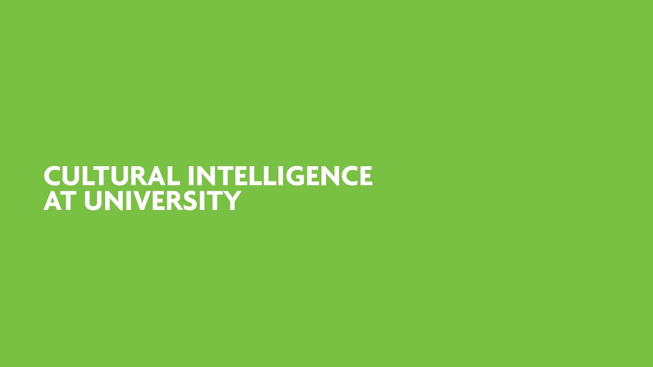 What is Cultural Intelligence? | Knowledge Hub Archive