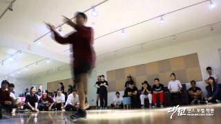 ALIVE TANZER VOL.2 JUDGE SHOW 심사 이재욱[J-DOK] Mr.Steal Your Girl, get outta your mind