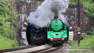 Železnica pre deti 2016  díl I - parní vlaky