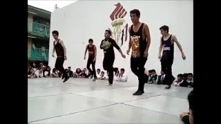 Repeat youtube video stamp on the ground italobrothers (jumpstyle México)