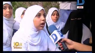 العاشرة مساء| فريق العاشرة مساء فى السجن بعد تصوير تقرير داخل مدرسة أمين سامى الأعدادية بالقناطر