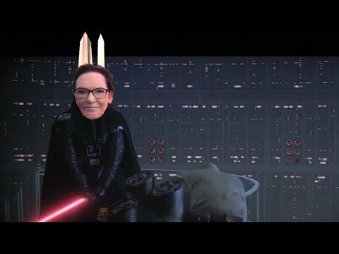 Ewa Kopacz STAR WARS Luke I am your father  ROGI