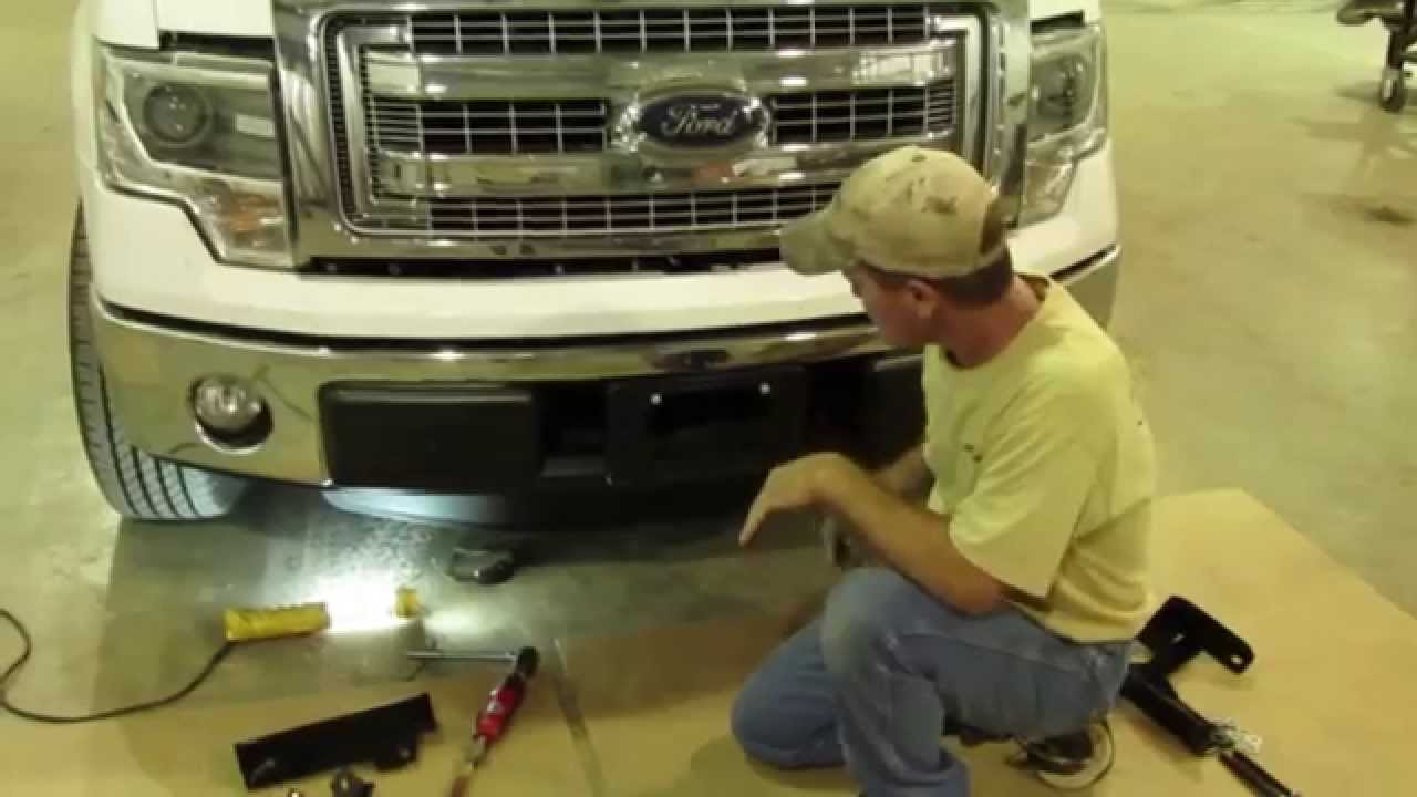 hight resolution of ford f 150 bumper diagram